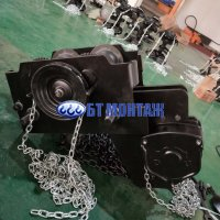low headroom chain hoist (4)
