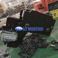 low headroom chain hoist (5)